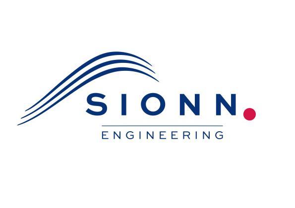 Logo der Firma sionn.engineering
